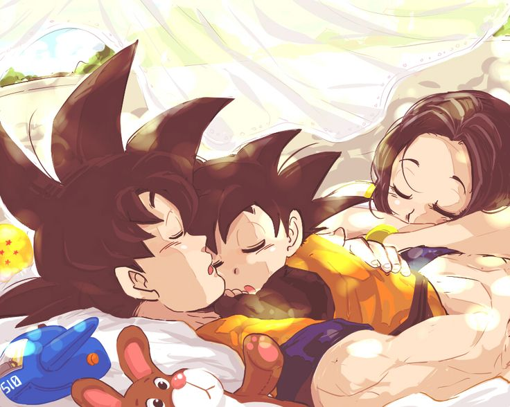 """Honor and the End-All: A Goku and ChiChi Expose (or """"I Can't Go On Not LovingYou"""")"""